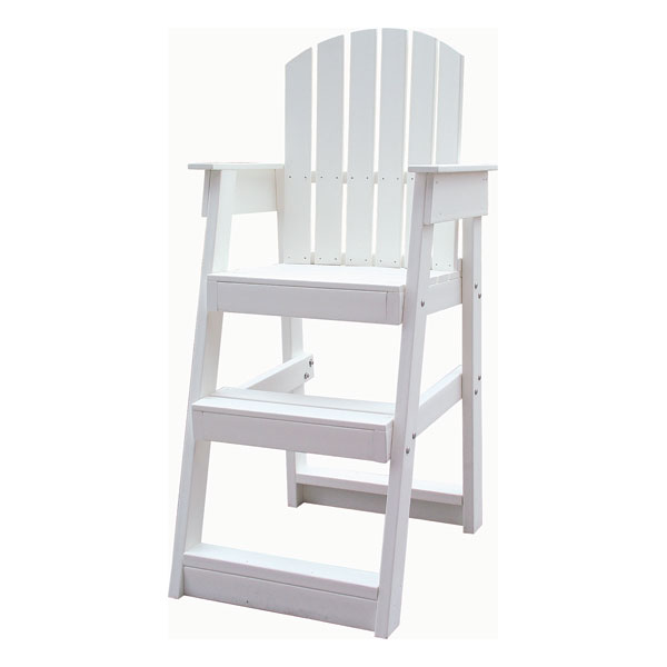 Mendota Lifeguard Chair 3 Recycled Spectrum Products