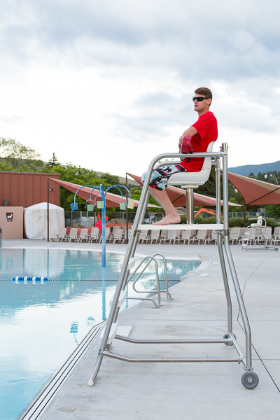 Discovery Lifeguard Chair 6 Spectrum Products