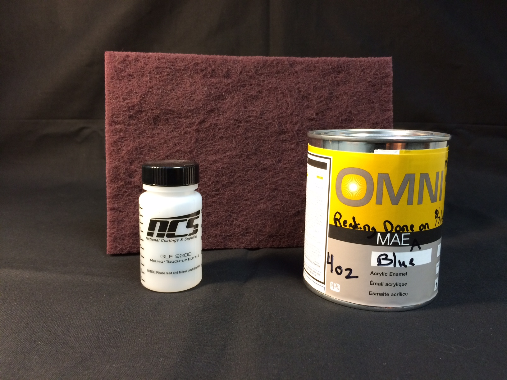 Powder Coat Touch Up Kit Spectrum Products