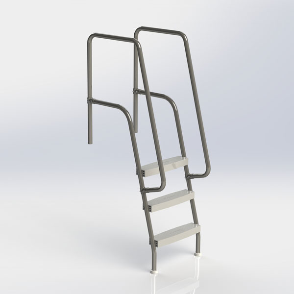 3-step therapy ladder