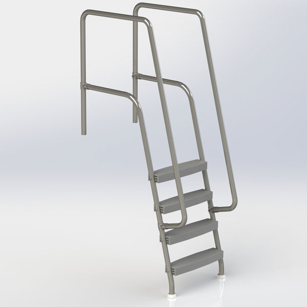 4-step therapy ladder
