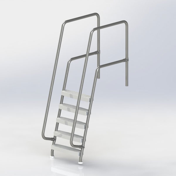 5-step therapy ladder