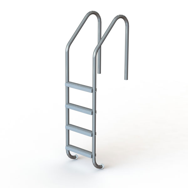 Cool 4 Step 30 Stainless Steel Standard Pool And Spa Ladder Creativecarmelina Interior Chair Design Creativecarmelinacom