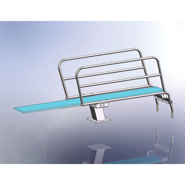 diving stands and boards