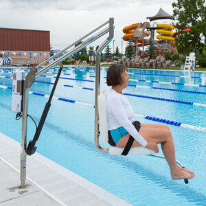 ADA Pool Lifts & Assisted Access