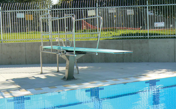 Diving Stands Amp Boards Spectrum Products
