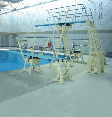 diving stand