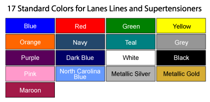 lane line colors