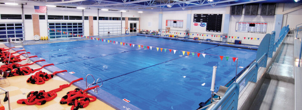 pool covers and reels
