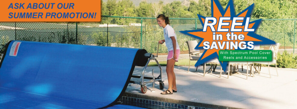 pool covers and reels promotion