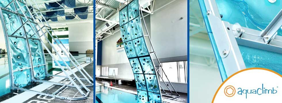 aquatic climbing walls aquaclimb